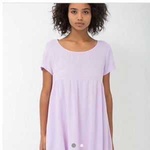 American apparel baby doll dress/ Size XS/S